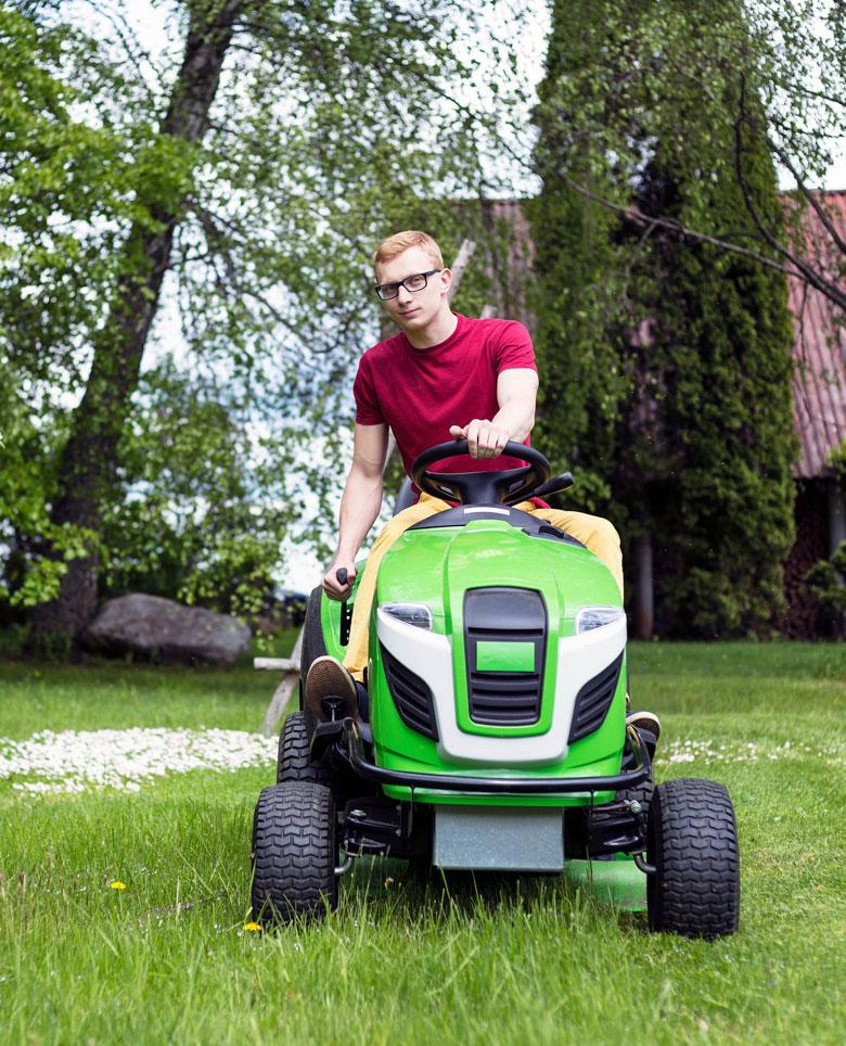 lawn mowing fuquay varina