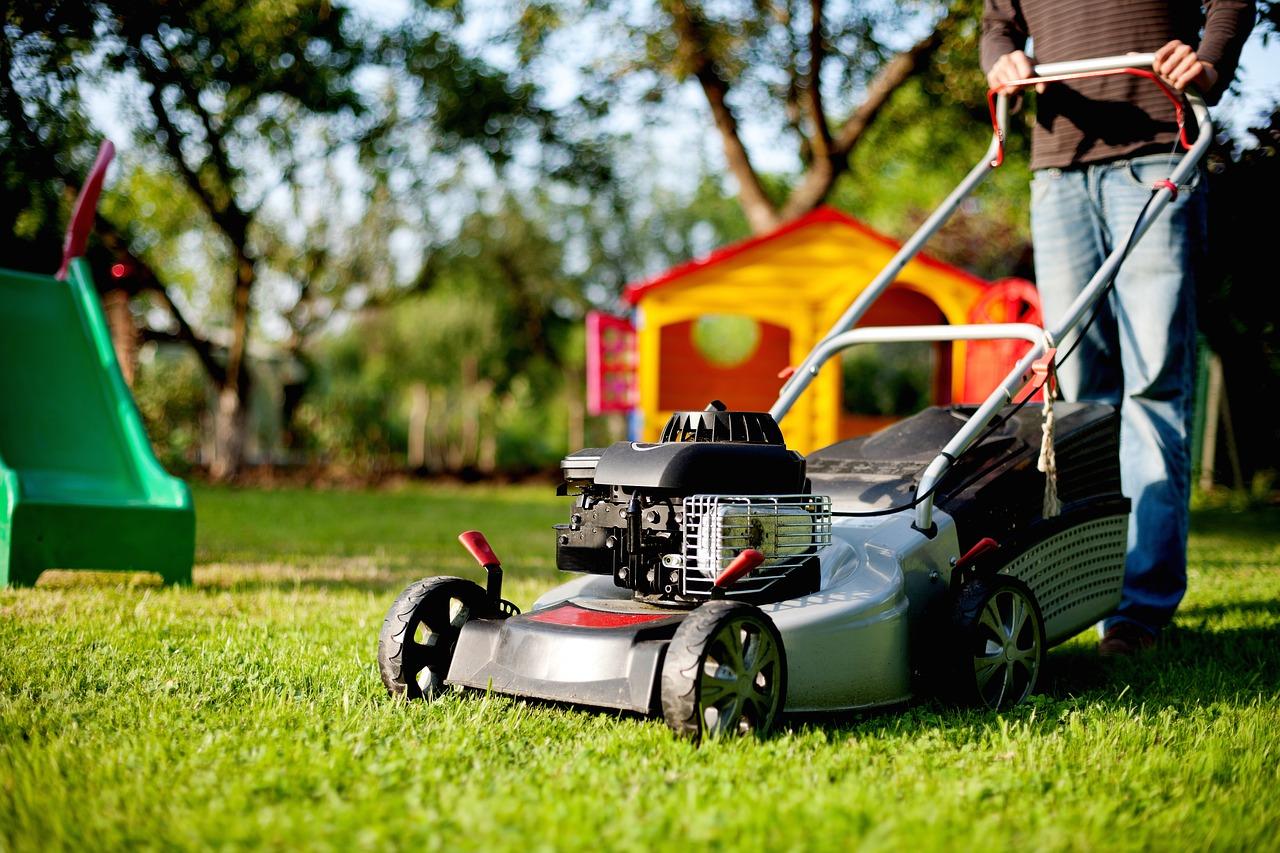 fuquay varina lawn mowing